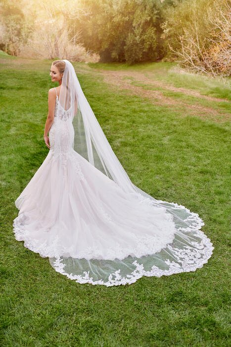 Veil Only-Martin Thornburg for Mon Cheri Bridal