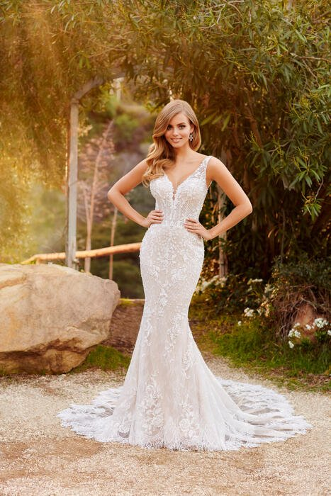 Torrance-Martin Thornburg for Mon Cheri Bridal
