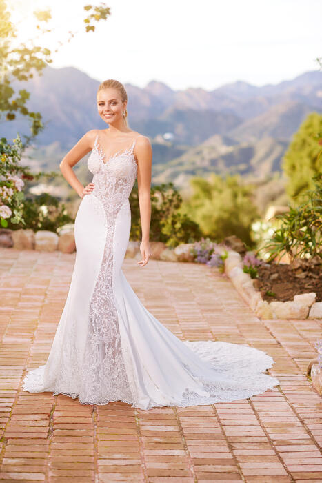 Camarosa-Martin Thornburg for Mon Cheri Bridal
