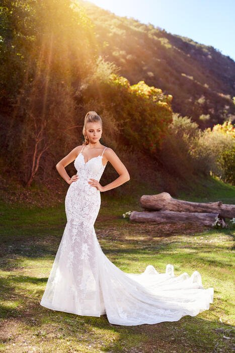 Daryn-Martin Thornburg for Mon Cheri Bridal