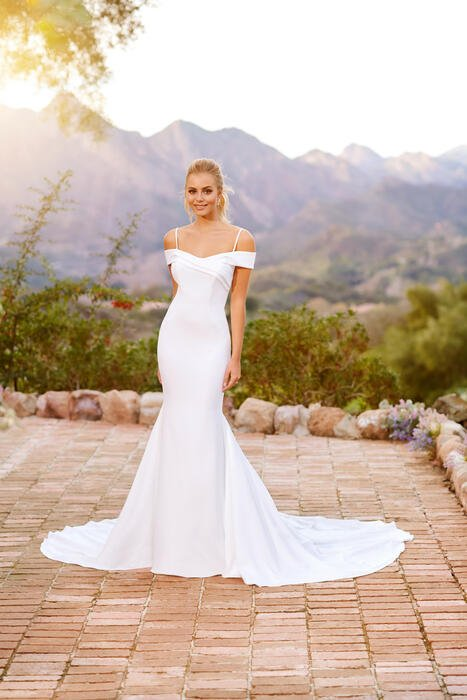 Reyes-Martin Thornburg for Mon Cheri Bridal