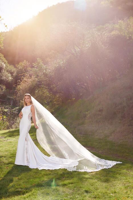 Benecia-Martin Thornburg for Mon Cheri Bridal