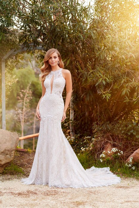 Lindley-Martin Thornburg for Mon Cheri Bridal
