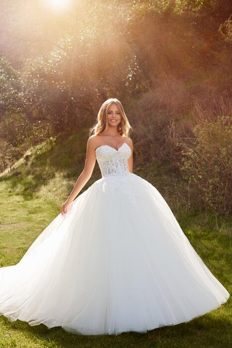 Remington-Martin Thornburg for Mon Cheri Bridal