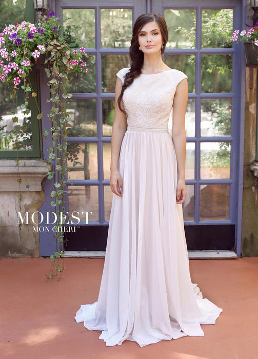 David Tutera for Mon Cheri Bridal