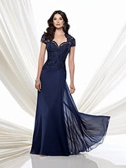115974 Navy Blue front