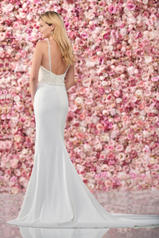219134 Diamond White/Nude back