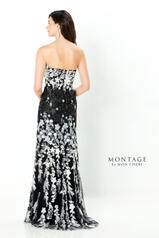 220944 Black/White/Multi back