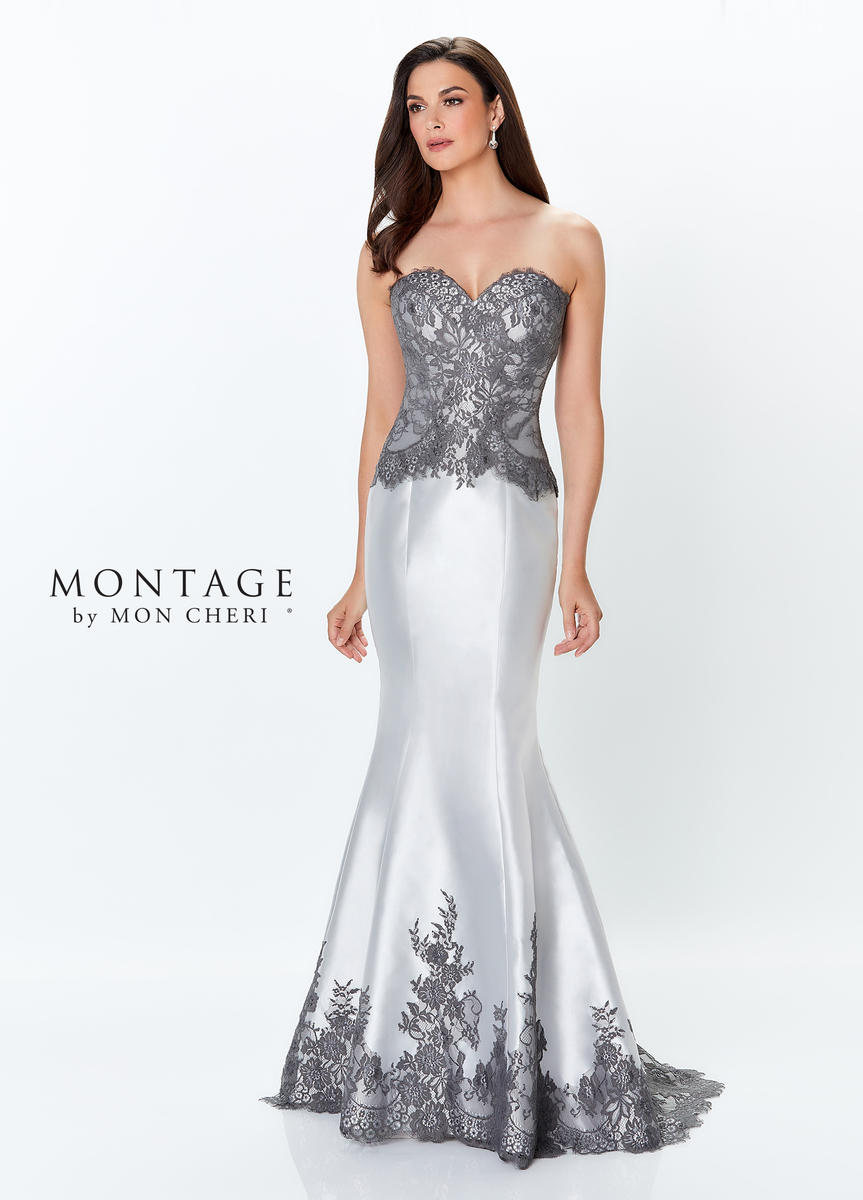 a8d4eb5481c5 Mon Cheri Montage Mother of The Bride/Groom Evening Dresses Long ...