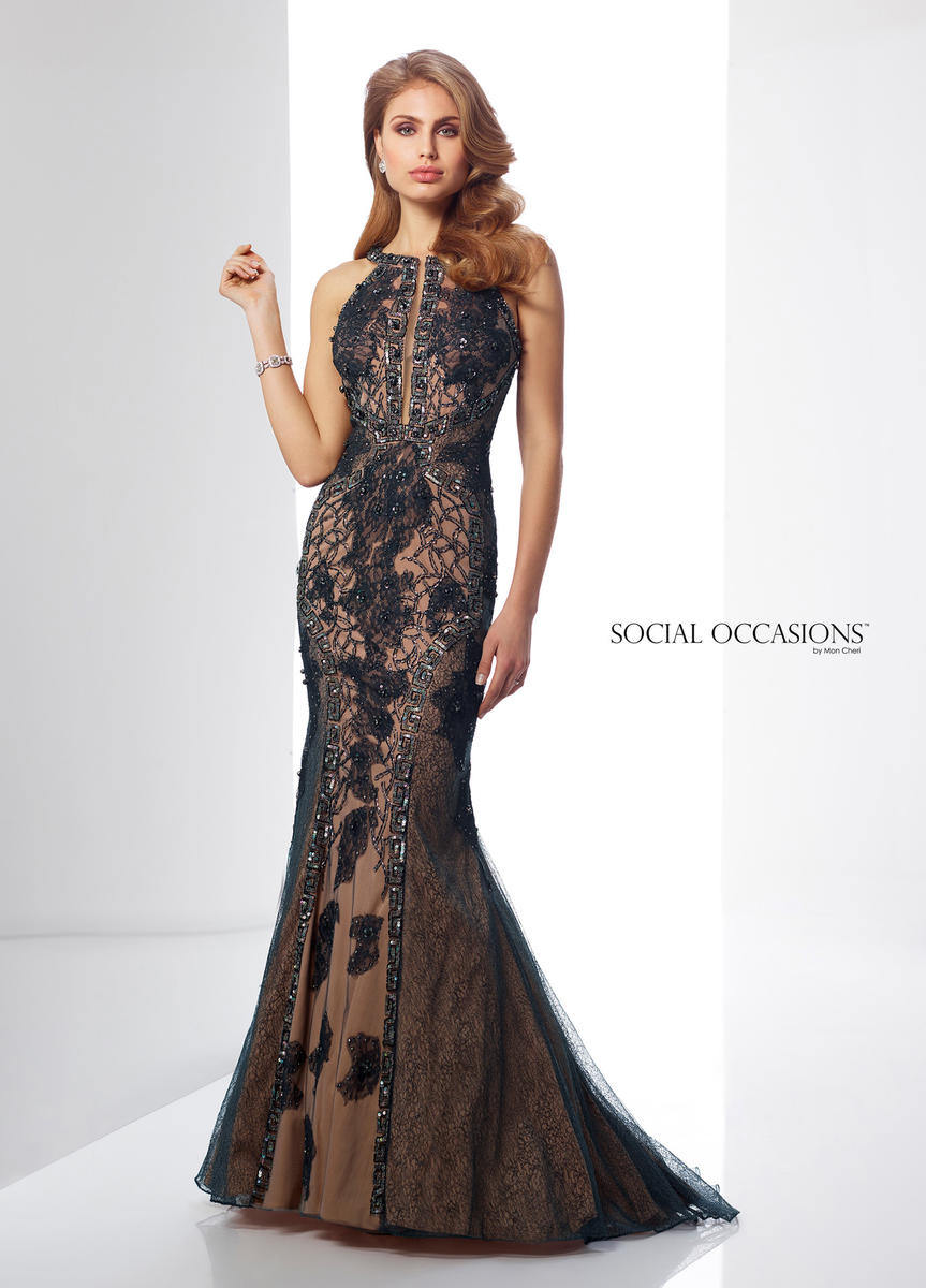 Social Occasions by Mon Cheri 217836 The Perfect Dress | Wedding ...