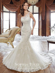 Y21501 By Sophia Tolli Ivory front