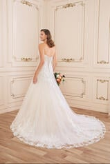 Y22047ZB Ivory/Champagne back