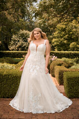 Y22047ZB Ivory/Champagne front