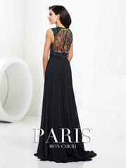 116724 Black/Multi back