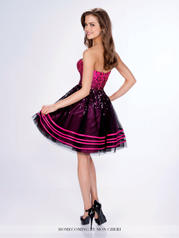 MCS21665 Black/Fuchsia back