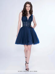 MCS21674 Navy Blue front
