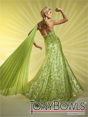 TBE11253 Light Green back