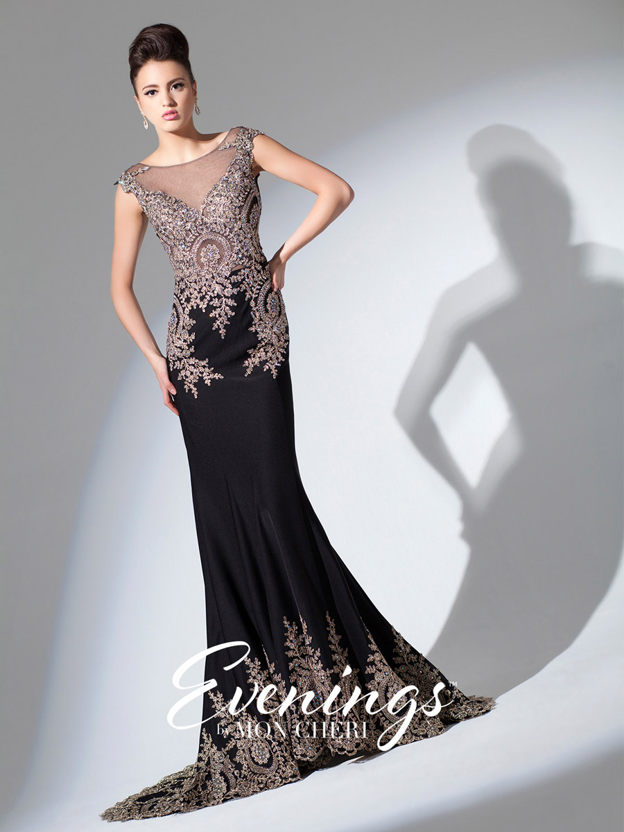 15a45b80f268 Evenings by Mon Cheri TBE11571 T Carolyn, Formal Wear, Best Prom ...
