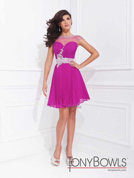 Tony Bowls homecoming Short Dresses