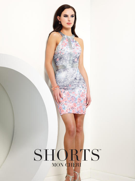 Shorts by Mon Cheri TS21556B