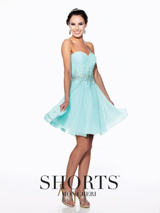 Short Homecoming Dresses Shorts