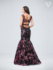 3205RW Black/Red back