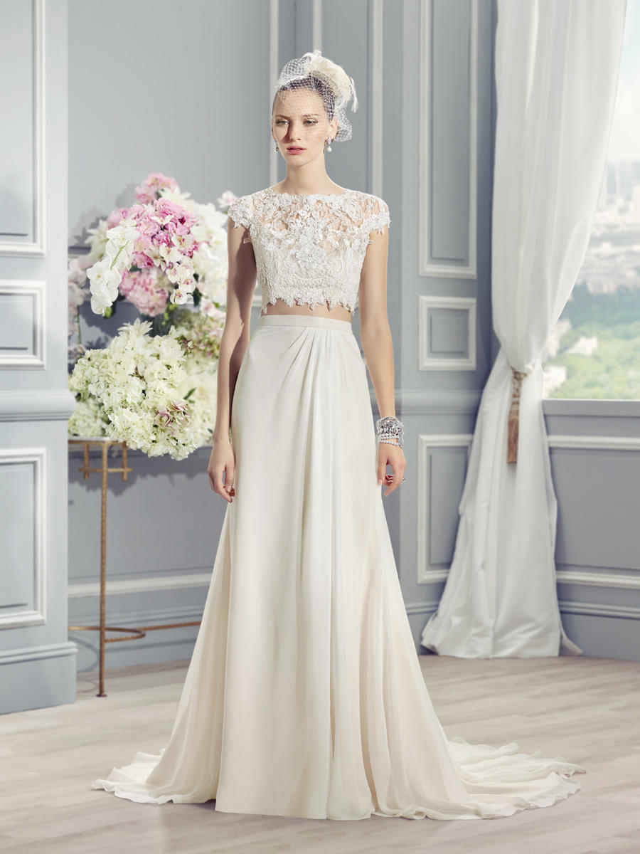 Moonlight Bridal Collection J6361