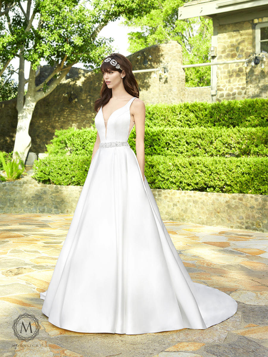 Moonlight Bridal Collection J6503