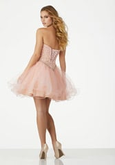 33025 Blush/Nude back