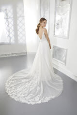 5862 Ivory/Honey back