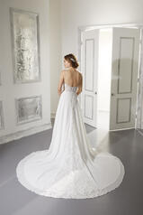 5873 Ivory/Honey back
