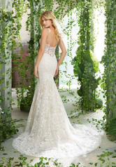 6908 Ivory/Champagne back