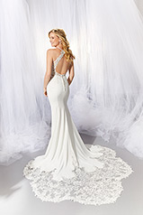 6933 Ivory/Honey back
