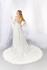 6938 Ivory/Champagne/Honey back