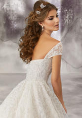 8270 Ivory/Dew Drop back