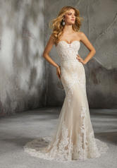 8278 Ivory/Nude front