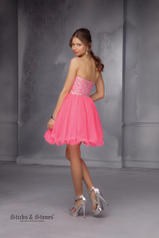 9282 Neon Pink back