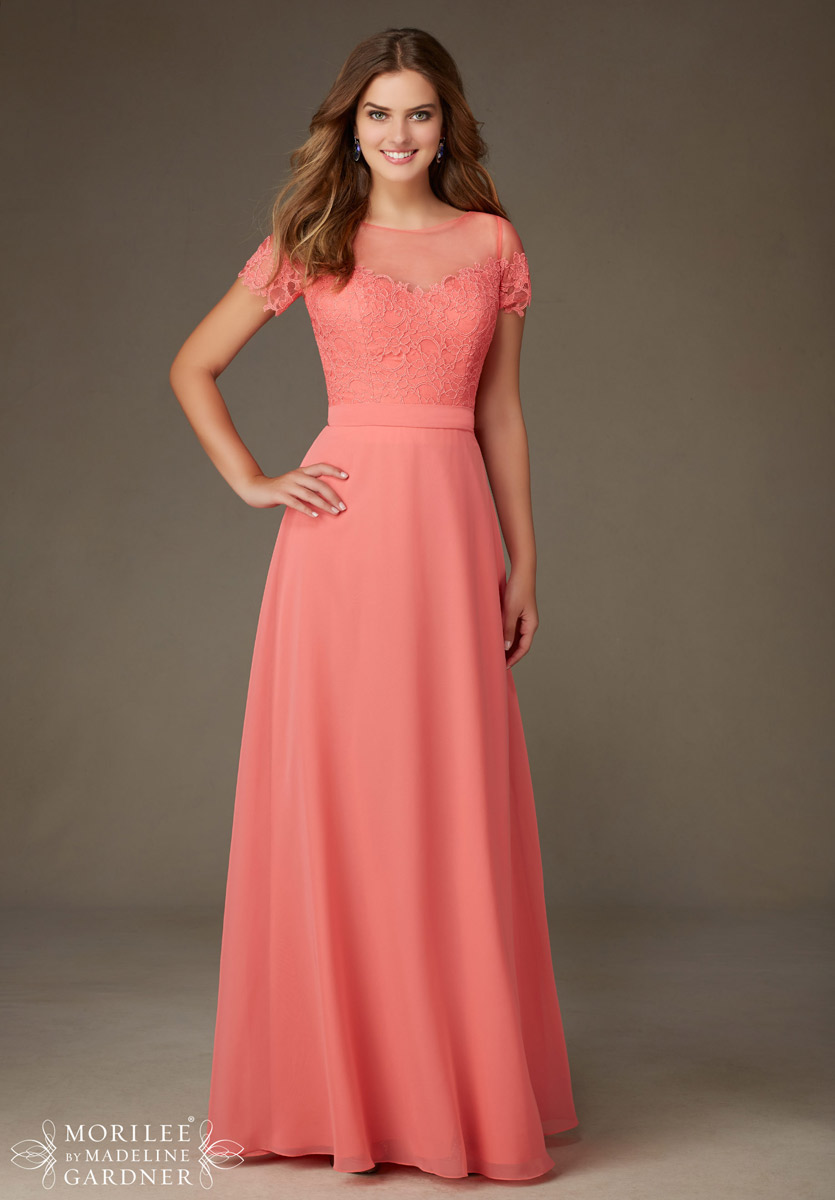 Bridesmaids dresses by Morilee Morilee Bridesmaids 124 Usabridal.com ...
