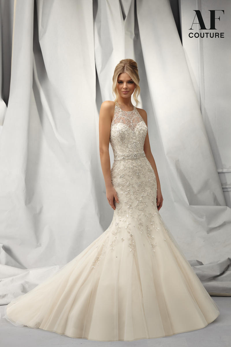 01d9f0bc8 Angelina Faccenda Bridal by Mori Lee 1301 Wedding Gowns