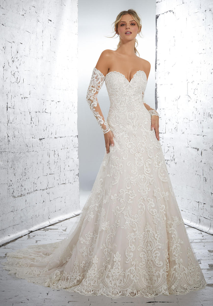 Angelina Faccenda Bridal by Mori Lee 1712