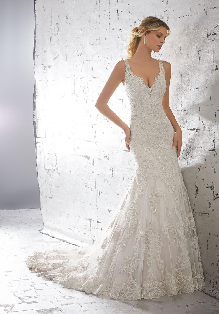 Angelina Faccenda Bridal by Mori Lee 1718