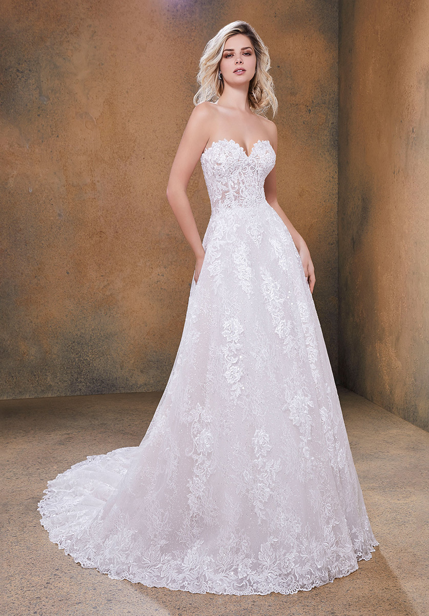 Angelina Faccenda Bridal by Mori Lee 1731