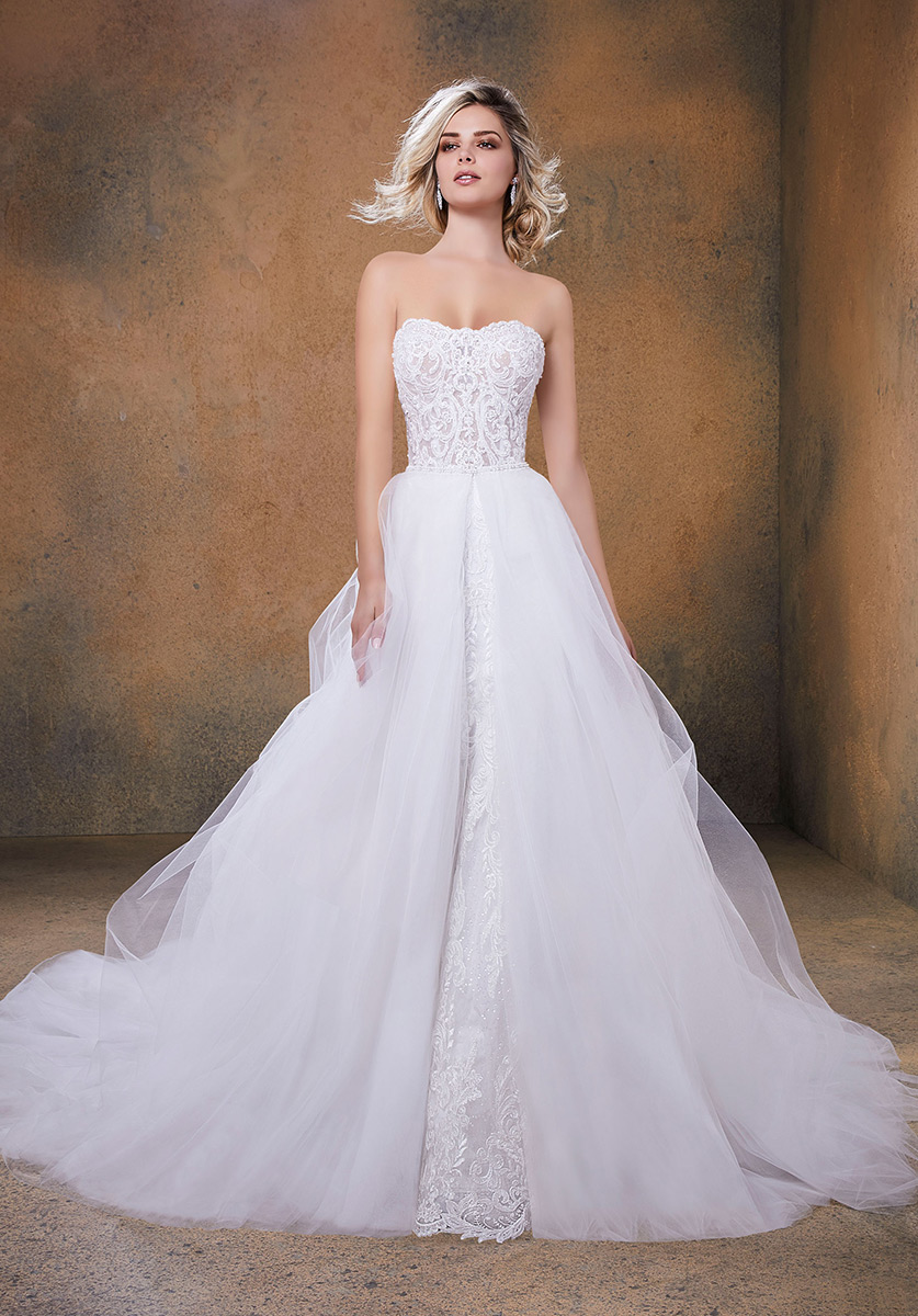 Angelina Faccenda Bridal by Mori Lee 1734