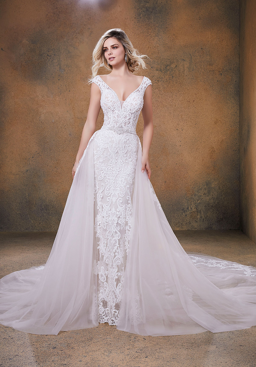 Angelina Faccenda Bridal by Mori Lee 1737