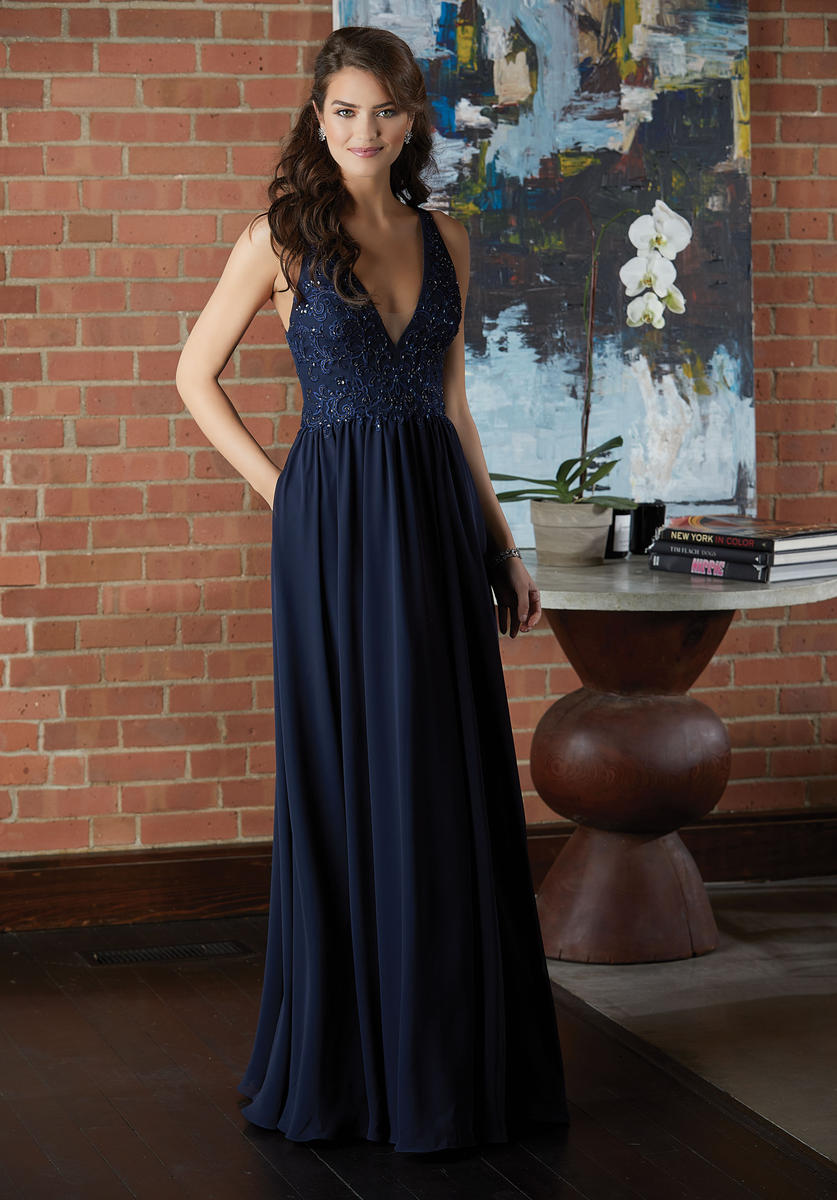 Morilee Bridesmaids 21593
