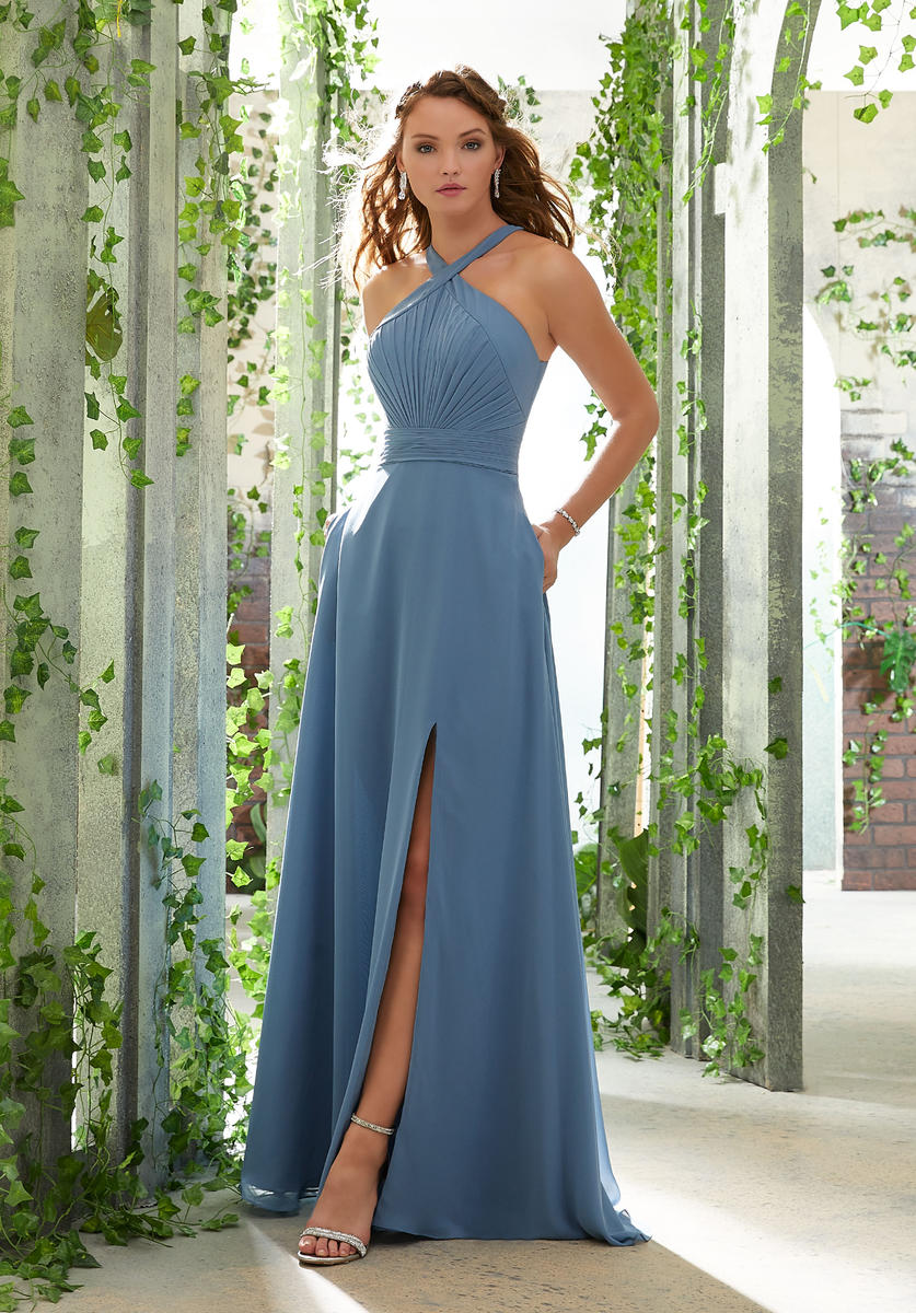 00e55094ac04 Morilee Bridesmaids 21613 PROM USA BRIDAL & FORMAL WEAR BOUTIQUE