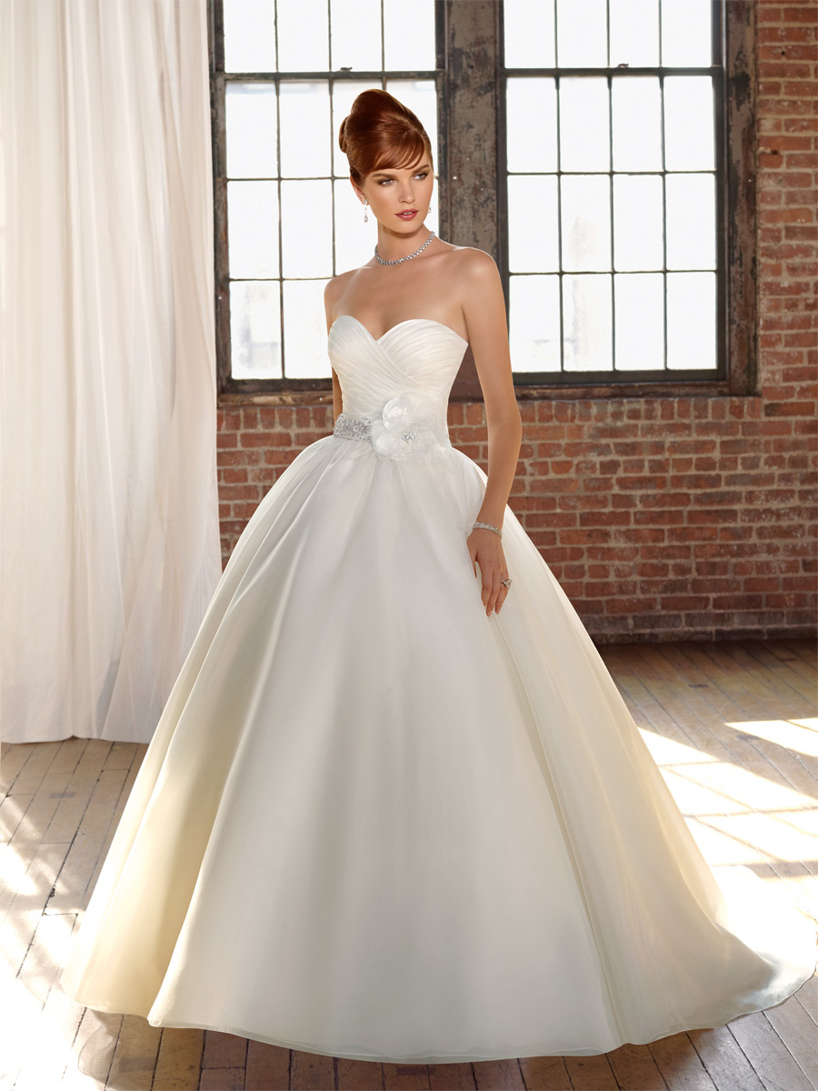 Blu Bridal by Mori Lee 4808