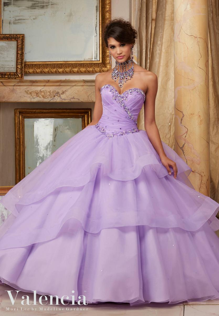 162cc799091 Shop all beautiful Quinceañera dresses Valencia Quinceanera by ...