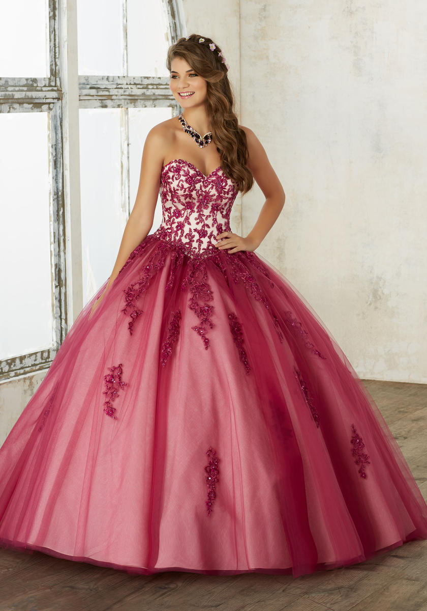 58025d71046e Valencia Quinceanera by Morilee 60016 Dress Up Time! Fine Apparel ...