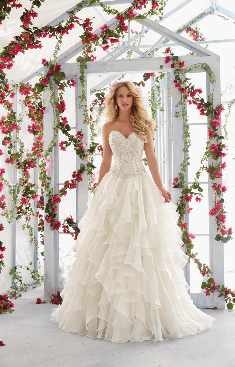 Voyage Bridal by Morilee 6823 Voyage Separates - Skirt Only Atianas ...